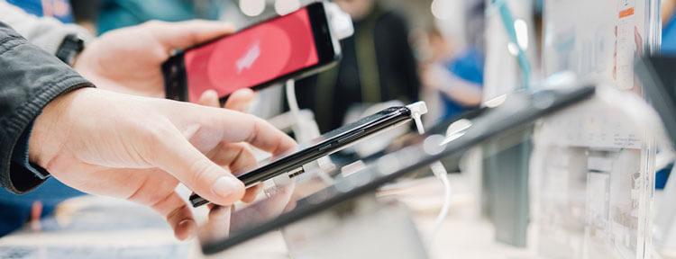 Smartphone - Tablet An und Verkauf