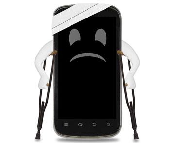 Software Probleme auf deinem Smartphone? Kein Problem!