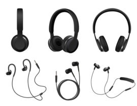 Headsets/<br>Kopfhörer