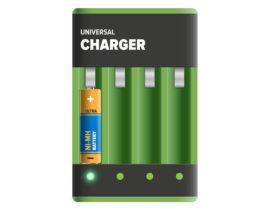 Wiederaufladebare Batterien